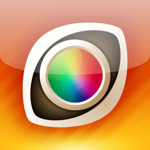 Logo Chromatic Vision Simulator App