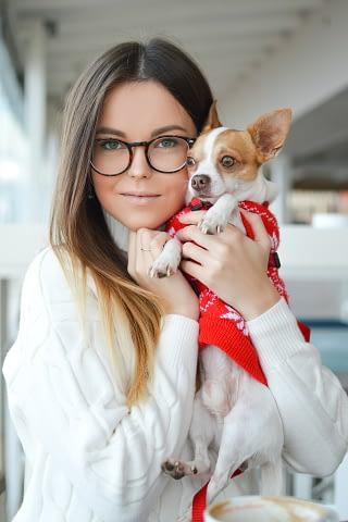 Een echte hondenliefhebber