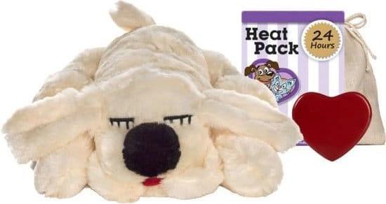 Geef jouw hond een veilig gevoel om te gaan slapen met Snuggle Puppy